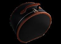 Hat box 40cm black