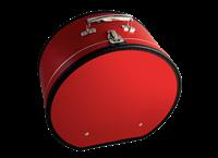 Hat box 40cm red