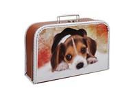 Children´s suitcase 35cm puppy