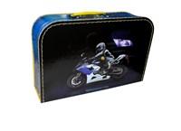 Children´s suitcase 35cm motorbike