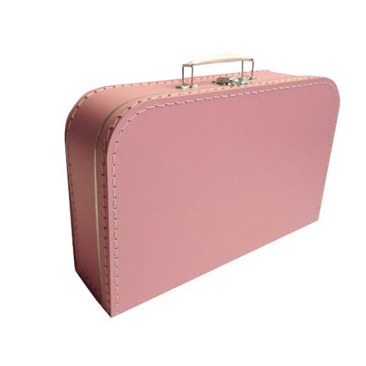 Children's suitcase 35cm pink