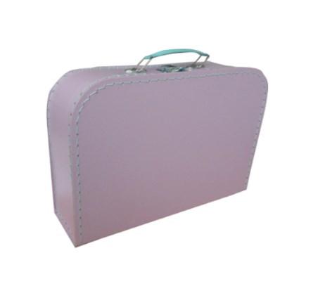 Children´s suitcase 25cm purple