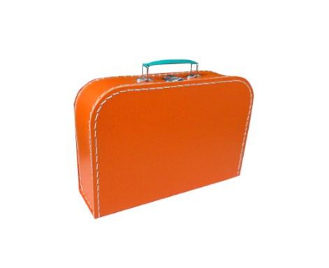 Children´s suitcase 25cm orange