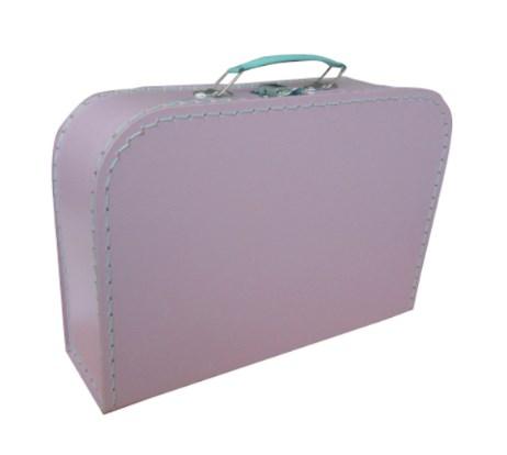 Children´s suitcase 30cm purple