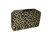 Children´s suitcase 35cm leopard