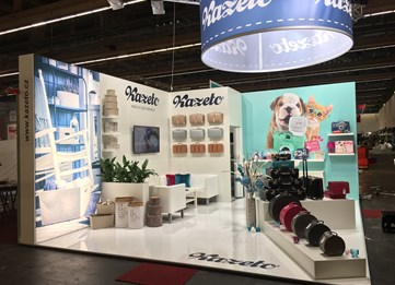 Kazeto on Ambiente - hall 11.1, stand F78, 12. – 16.2.2016, Frankfurt am Main
