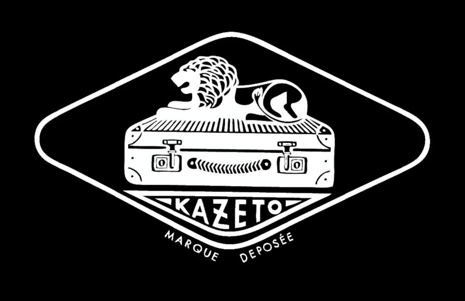 Výsledek obrázku pro kazeto logo