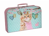 Children´s suitcase 35cm Ginger Studio Pets collection