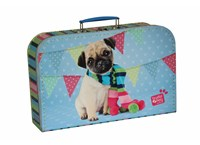 Children´s suitcase 35cm Snugle Studio Pets collection