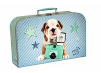 Children´s suitcase 35cm Star Studio Pets collection