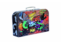 Children´s suitcase 35cm GRAFITY