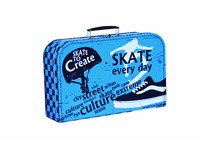Children´s suitcase 35cm SKATE