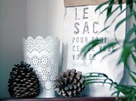 Sáček Kazeto slouží jako dekorace i k uložení věcí
