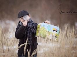 Dětský kufřík Přírodovědec