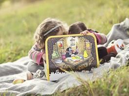 Dětský kufřík Krtek