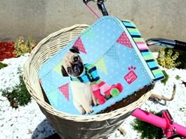 Dětský kufr z kolekce Studio Pets