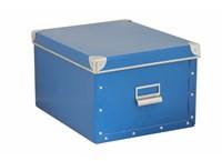 Storage 27cm box blue