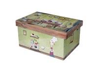 Storage box 48cm cook, Chupikova collection