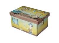 Storage box 48cm scientist, Chupikova collection