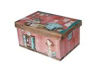 Storage box 48cm tailor, Chupikova collection