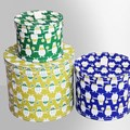Round box dispatcher DecorPlay 3-set
