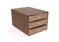 Drawer box A4 polibond