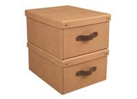 Storage box 28cm special paper 2-set