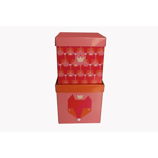 Storage box DecorPlay girl 2-set