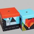 Storage box DecorPlay boy 2-set