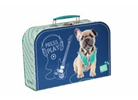 Children´s suitcase 30cm Blue Jay Studio Pets collection
