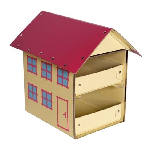 Children's suitcase house