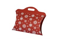 Christmas bag small red