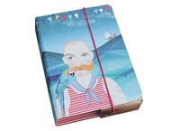 Folder A5 sailor, Chupikova collection