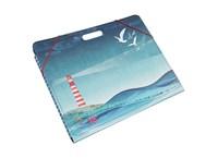 Folder A3 sailor, Chupikova collection