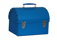 Children´s suitcase chest blue