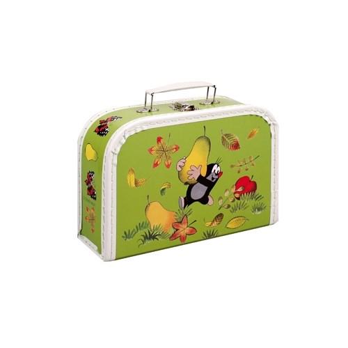 858425796bb7a Dětský kufřík 25cm Krtek a hruška