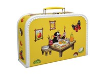 Children´s suitcase 30cm Mole painter