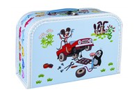 Children´s suitcase 30cm Mole and car