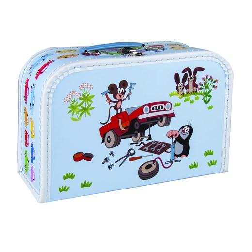 Children´s suitcase 30cm Mole and car