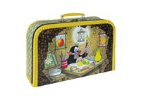 Children´s suitcase 35cm Mole and pear