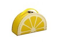 Children´s suitcase lemon