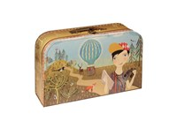 Children´s suitcase 35cm scientist, Chupikova collection
