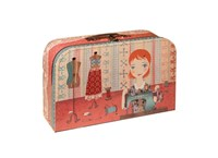 Children´s suitcase 35cm tailor, Chupikova collection
