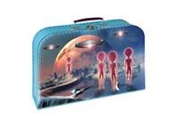Children´s suitcase 35cm aliens