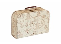 Children´s suitcase 30cm coloring animals DecorPlay