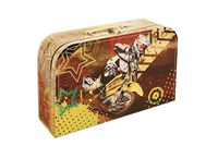 Children's suitcase 35cm biker