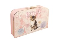 Children´s suitcase 35cm Kitten