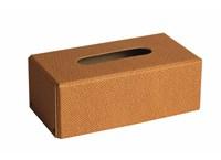 Tissues box rattan edition brown