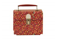 Children´s handbag 15cm with small flowers