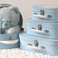 Children´s suitcase blue